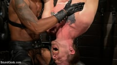 Jacen Zhu - Yes Master Koga: Jacen Zhu Dominates Submissive Stud Alex Killian | Picture (9)