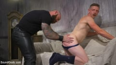 Jack Dixon - Cody Winter Gets Thrashed and Fucked by Hairy Muscle Daddy Jack Dixon | Picture (3)