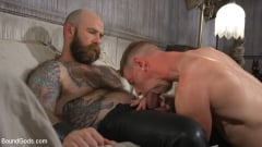 Jack Dixon - Cody Winter Gets Thrashed and Fucked by Hairy Muscle Daddy Jack Dixon | Picture (9)