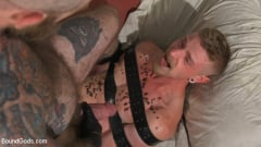 Jack Dixon - Cody Winter Gets Thrashed and Fucked by Hairy Muscle Daddy Jack Dixon | Picture (20)