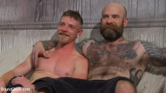 Jack Dixon - Cody Winter Gets Thrashed and Fucked by Hairy Muscle Daddy Jack Dixon | Picture (31)