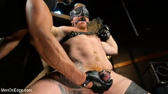 Jack Vidra - Hairy Ginger Beefcake Jack Vidra Bound, Edged, and Fucked! | Picture (6)