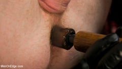 Jack Vidra - Hairy Ginger Beefcake Jack Vidra Bound, Edged, and Fucked! | Picture (14)
