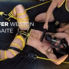 Kristofer Weston in 'Kristofer Weston Ties Up Mike Gaite and Torments His Hairy Hole'