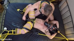 Kristofer Weston - Kristofer Weston Ties Up Mike Gaite and Torments His Hairy Hole | Picture (7)