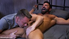 Mac Savage - Housebroken: Beefy Underwear Pervert Breaks Into The Wrong House | Picture (5)