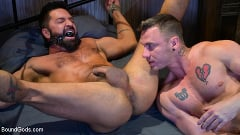 Mac Savage - Housebroken: Beefy Underwear Pervert Breaks Into The Wrong House | Picture (9)
