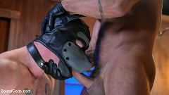 Mac Savage - Housebroken: Beefy Underwear Pervert Breaks Into The Wrong House | Picture (20)