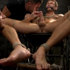 Max Adonis in 'In Home Entertainment: Captive Slut Max Adonis Edged, Fucked, Tickled'