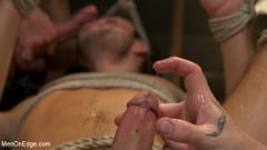 Max Adonis - In Home Entertainment: Captive Slut Max Adonis Edged, Fucked, Tickled | Picture (2)