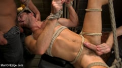 Max Adonis - In Home Entertainment: Captive Slut Max Adonis Edged, Fucked, Tickled | Picture (3)