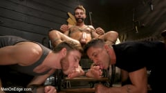 Max Adonis - In Home Entertainment: Captive Slut Max Adonis Edged, Fucked, Tickled | Picture (4)