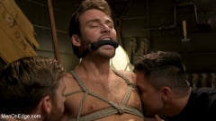 Max Adonis - In Home Entertainment: Captive Slut Max Adonis Edged, Fucked, Tickled | Picture (8)