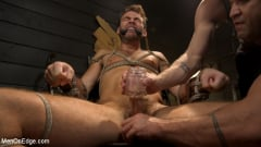 Max Adonis - In Home Entertainment: Captive Slut Max Adonis Edged, Fucked, Tickled | Picture (9)