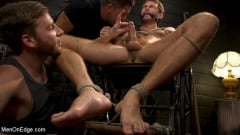 Max Adonis - In Home Entertainment: Captive Slut Max Adonis Edged, Fucked, Tickled | Picture (11)