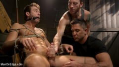 Max Adonis - In Home Entertainment: Captive Slut Max Adonis Edged, Fucked, Tickled | Picture (13)