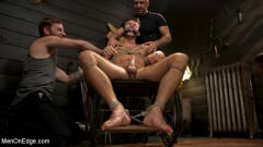 Max Adonis - In Home Entertainment: Captive Slut Max Adonis Edged, Fucked, Tickled | Picture (15)