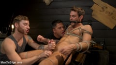 Max Adonis - In Home Entertainment: Captive Slut Max Adonis Edged, Fucked, Tickled | Picture (17)