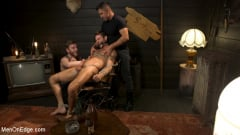 Max Adonis - In Home Entertainment: Captive Slut Max Adonis Edged, Fucked, Tickled | Picture (18)