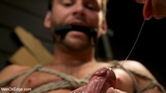 Max Adonis - In Home Entertainment: Captive Slut Max Adonis Edged, Fucked, Tickled | Picture (20)