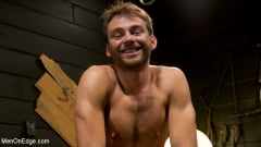 Max Adonis - In Home Entertainment: Captive Slut Max Adonis Edged, Fucked, Tickled | Picture (21)