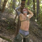 Max Cameron in 'Hard Woods: Max Cameron Suspended and Tormented in California Redwoods'