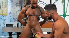 Max Konnor - Super Milker: Max Konnor Gets His Huge Hard Cock Milked Dry | Picture (17)