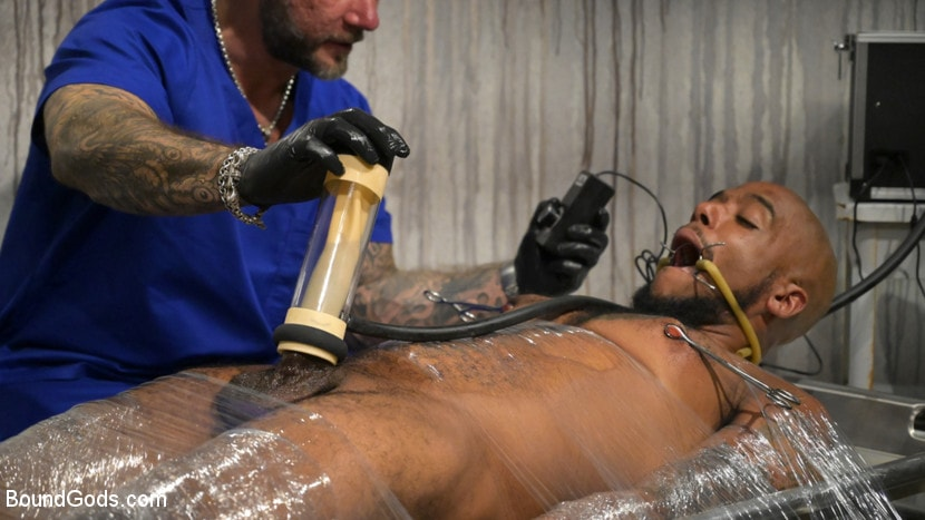 Micah Martinez - The UnorthoDoc: Jason Collins Hits Micah Martinez With BDSM Therapy | Picture (4)