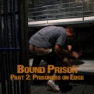 Michael DelRay in 'BOUND PRISON Part 2: Officer DelRay has his Prisoners on Edge'