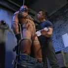 Michael Roman in 'Indecent Exposure: Muscle Stud Michael Roman Gets His Hard Cock Milked'