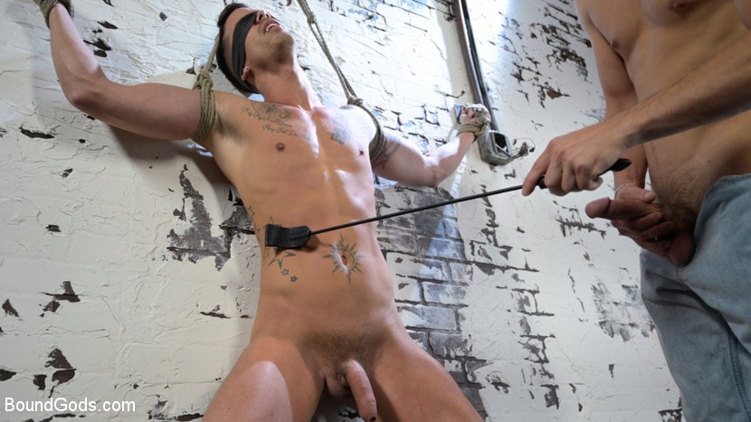 Nic Sahara - Getting His: Michael DelRay Captures, Ties Up, and Fucks Nic Sahara Raw | Picture (8)