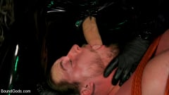 Pierce Paris - Straight Stud Bound and Terrorized to Relive HOLIDAY HORROR Abduction | Picture (4)