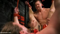Pierce Paris - Straight Stud Bound and Terrorized to Relive HOLIDAY HORROR Abduction | Picture (10)
