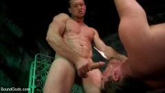 Pierce Paris - Straight Stud Bound and Terrorized to Relive HOLIDAY HORROR Abduction | Picture (17)