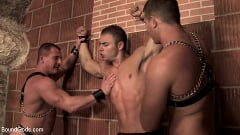 Rick Bauer - Budapest Bound 2: Never-Before-Seen Fuckfest in Budapest Dungeon | Picture (3)