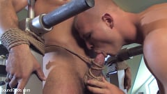 Rick Randy - Budapest Bound: Never-Before-Seen Bound Gods with Van Darkholme | Picture (9)