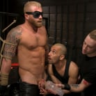 Riley Mitchell in 'Roped In: Muscle Dom Riley Mitchell Bound and Edged'
