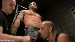 Riley Mitchell - Roped In: Muscle Dom Riley Mitchell Bound and Edged | Picture (1)