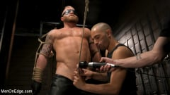 Riley Mitchell - Roped In: Muscle Dom Riley Mitchell Bound and Edged | Picture (12)