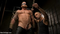 Riley Mitchell - Roped In: Muscle Dom Riley Mitchell Bound and Edged | Picture (13)