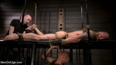 Riley Mitchell - Roped In: Muscle Dom Riley Mitchell Bound and Edged | Picture (14)