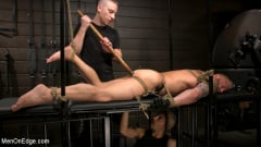 Riley Mitchell - Roped In: Muscle Dom Riley Mitchell Bound and Edged | Picture (17)
