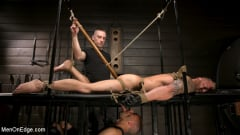 Riley Mitchell - Roped In: Muscle Dom Riley Mitchell Bound and Edged | Picture (20)