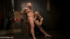 Riley Mitchell - Roped In: Muscle Dom Riley Mitchell Bound and Edged | Picture (22)