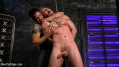 Sean Holmes - Newcomer Straight Stud Sean Holmes Submits to Dominic Pacifico | Picture (10)