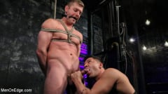 Sean Holmes - Newcomer Straight Stud Sean Holmes Submits to Dominic Pacifico | Picture (11)