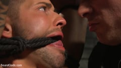 Sebastian Keys - A Hard Place: Casey Everett Tormented And Fucked In Full Suspension | Picture (10)