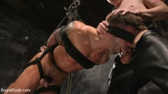 Sebastian Keys - A Hard Place: Casey Everett Tormented And Fucked In Full Suspension | Picture (18)