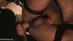Sebastian Keys - A Hard Place: Casey Everett Tormented And Fucked In Full Suspension | Picture (21)