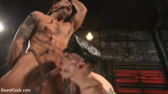 Sebastian Keys - A Hard Place: Casey Everett Tormented And Fucked In Full Suspension | Picture (25)